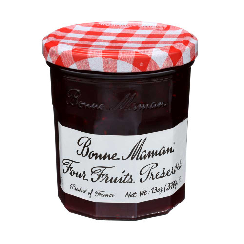 Bonne Maman Four Fruits Preserves 370g/13 oz