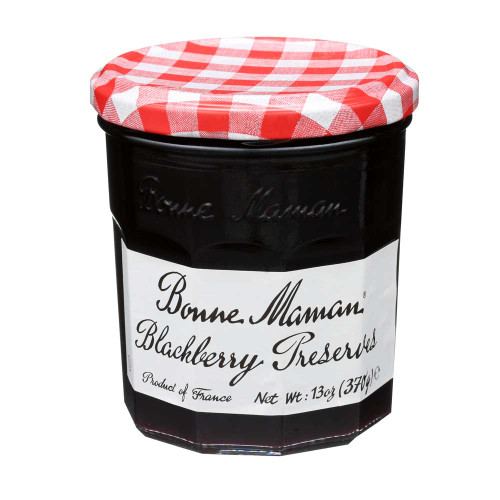 Bonne Maman Blackberry Preserves 370g/13 oz