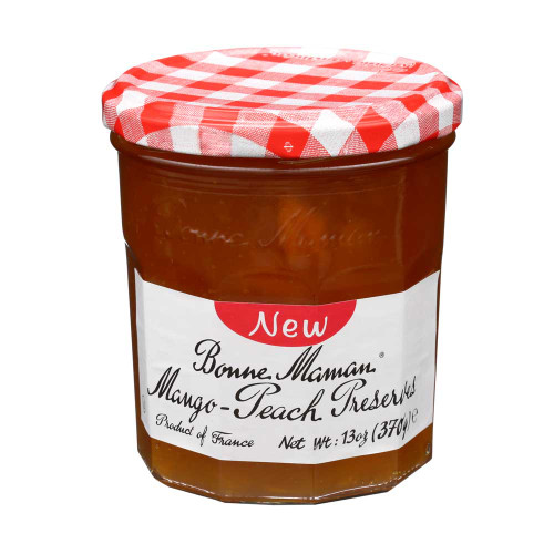 Bonne Maman Mango-Peach Preserves 370g/13 oz