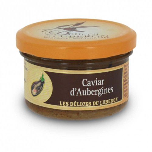 Delices du Luberon Eggplant caviar 90g (3.1 oz)