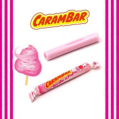 Carambar Cotton Candy 8g/0.3 oz