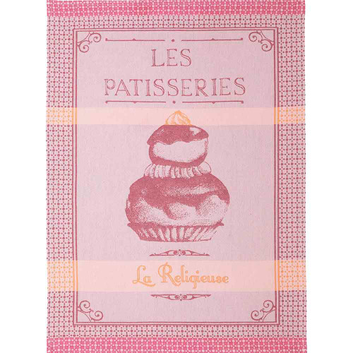 Coucke Jacquard Kitchen Towel Religieuse