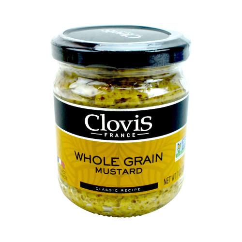 Clovis Whole grain Mustard 7oz
