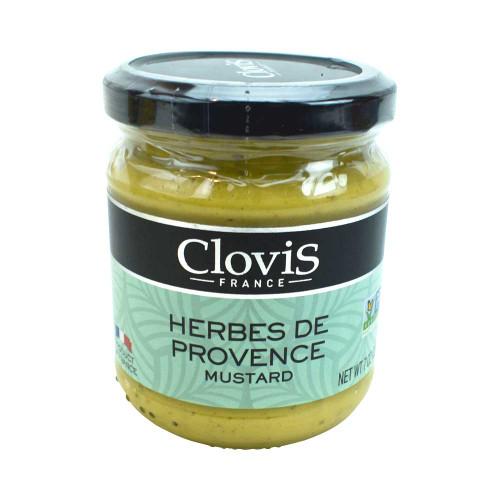 Clovis Herbs of Provence Mustard 7oz