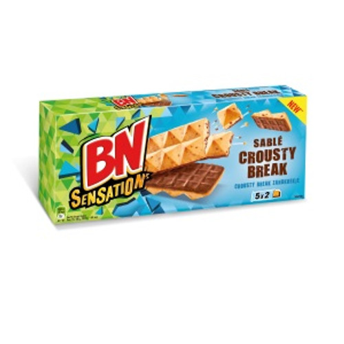 BN Sensation Crunchy shortbread cake 0.43lb