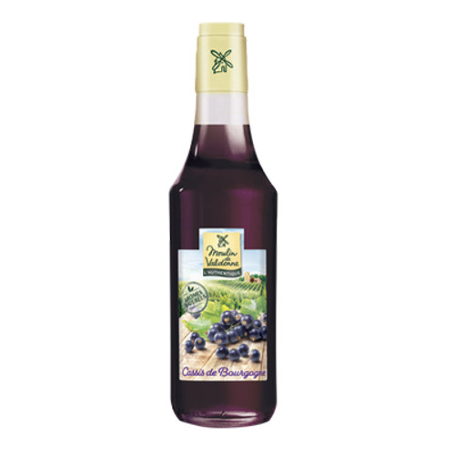 Moulin de Valdonne French Syrup Blackcurrant of Burgundy 16.9 oz