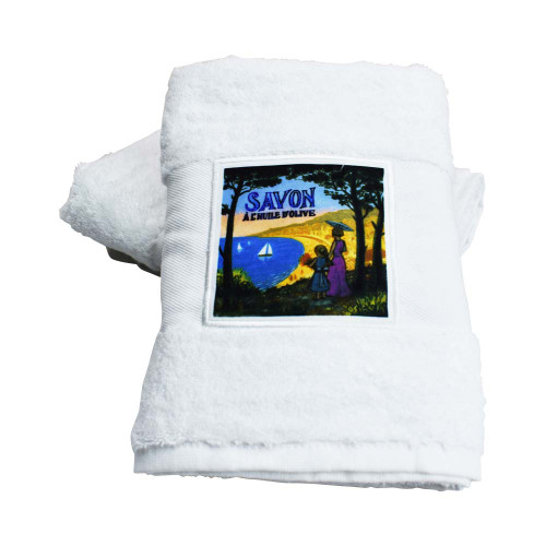 La Savonnerie de Nyons Towel The French Riviera