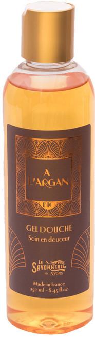La Savonnerie de Nyons Organic Argan Oil Shower Gel 250 ML