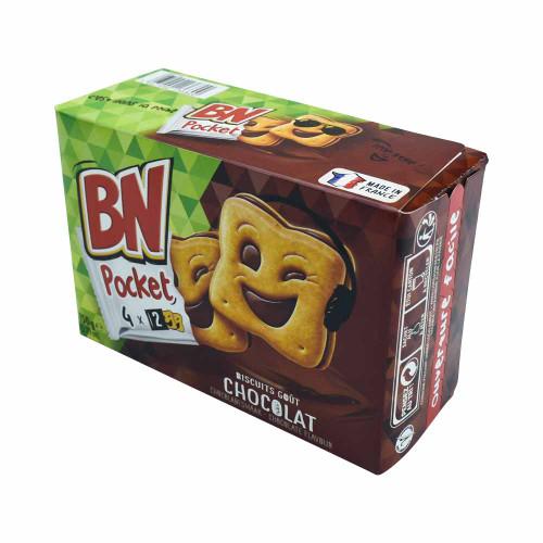 BN Pocket Chocolate Cookies 4X2 5.29 oz