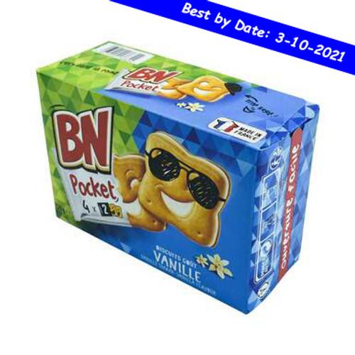 BN Pocket Vanilla Cookies 4X2 5.29 oz