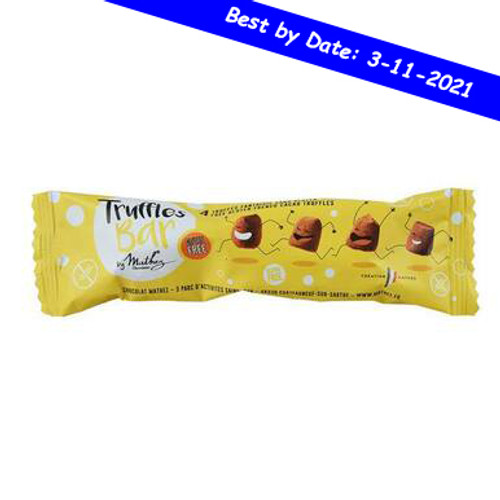 Mathez Plain Truffles bar Gluten Free 1.20oz