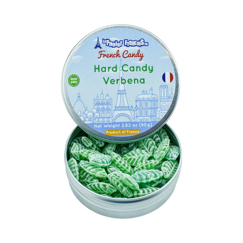Le Panier Francais French Candy Verbena Tin 2.80 oz