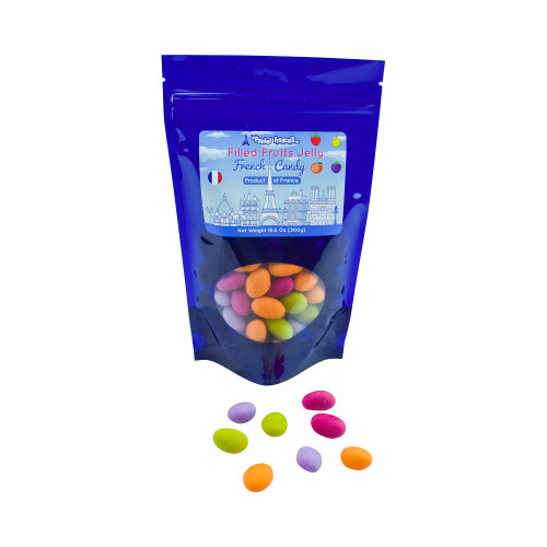 Le Panier Francais Candy filled with Fruits Jellies Multicolor 10.6 oz