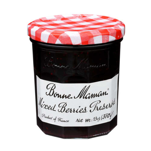 Bonne Maman Mixed Berries Preserves 370g/13oz