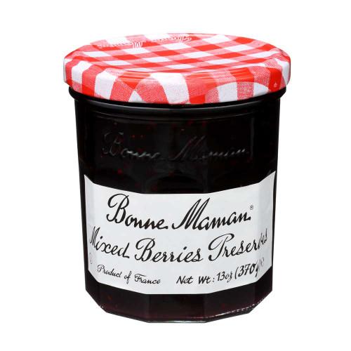 Bonne Maman Mixed Berries Preserves 370g/13oz