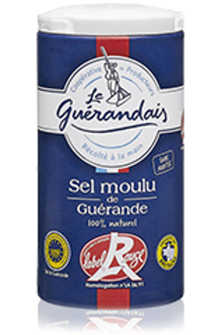 Le Guerandais Fine Grey Salt from Guerande 125 gr/4.4 oz