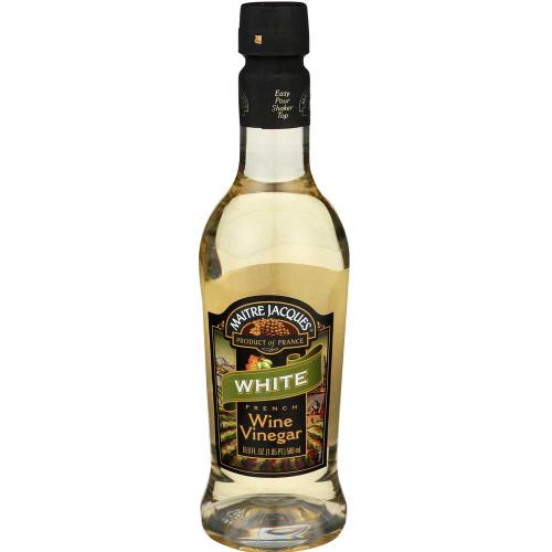 Maitre Jacques White Wine Vinegar 500ml/16.9 oz