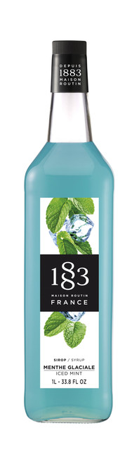 1883 Syrup Iced Mint 1L /33.8 fl oz