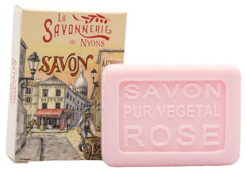 La Savonnerie de Nyons Guest Soap Montmartre Rose 25g/0.88oz