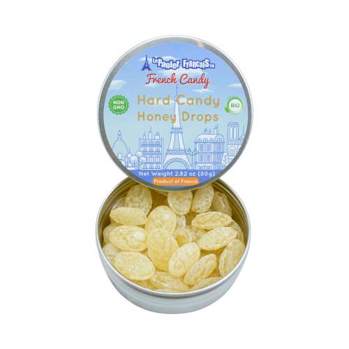 Le Panier Francais Bio Honey Drop Tin 80g/2.82oz