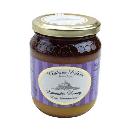 Maison Peltier French Normandy Honey Lavender 500g/17.6 oz