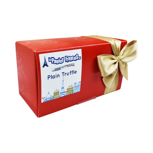 Le Panier Francais Plain French Chocolate Truffles 100g/3.5 oz