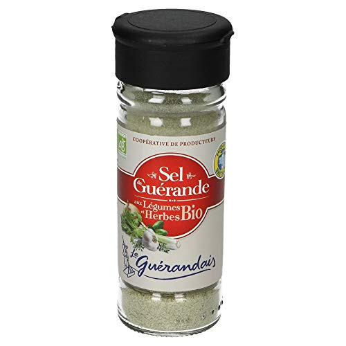 Le Guerandais Fine Salt with Organic Vegetables and Herbs