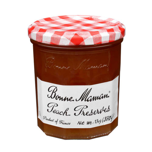Bonne Maman Peach Preserves 370g/13oz