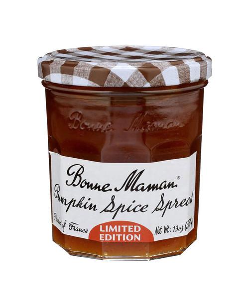 Bonne Maman Limited-Edition Pumpkin Spice Spread 370g/13oz