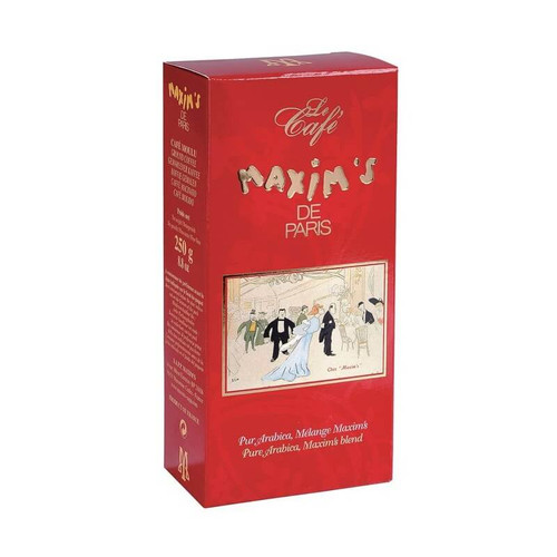 Maxim's de Paris Prestige Coffee-Red pack Blend 250g/8.8 oz