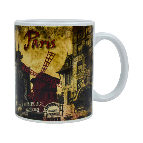 Mug Moulin Rouge Paris