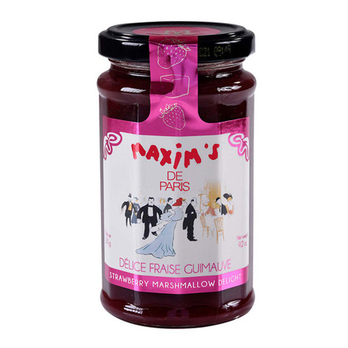 Maxim's Strawberry Marshmallow Preserve 260g/9.17oz