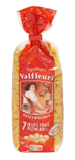 Valfleuri Shells 250g/8.8oz