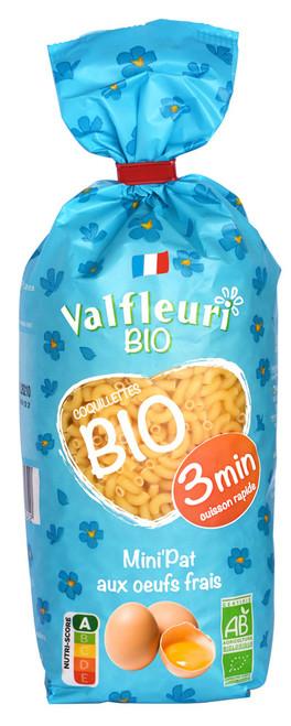 Valfleuri Organic Elbow 400g/14oz