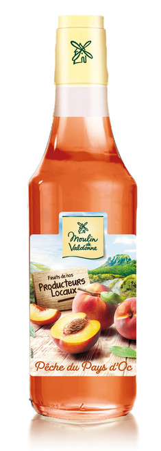Moulin de Valdonne Peach du Pays d'Oc 50cl/16.9oz