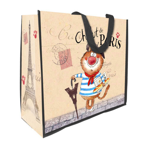 Grocery Bag 'Chalut de Paris'