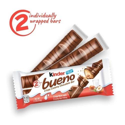 Kinder Bueno 127.57g/4.5 oz
