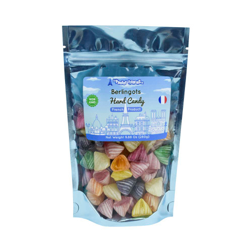 Le Panier Francais French Candy Berlingot Fruit 280g/9.88oz