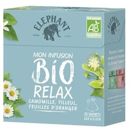 Elephant Mon Infusion BIO Relax