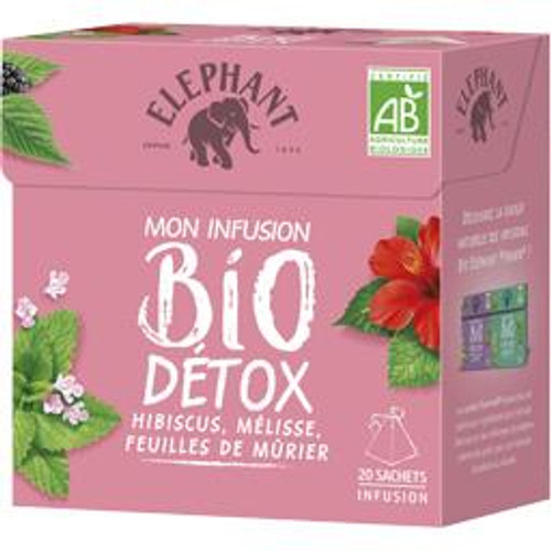 Elephant Mon Infusion BIO Detox