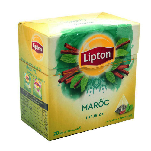 Lipton Infusion Maroc