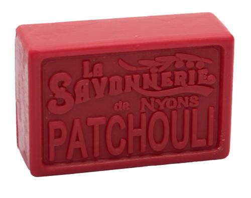 La Savonnerie de Nyons Patchouli Soap 100g/3.52 oz