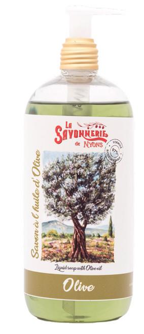 La Savonnerie de Nyons Olive Liquid Soap 500ml/16.91 fl oz