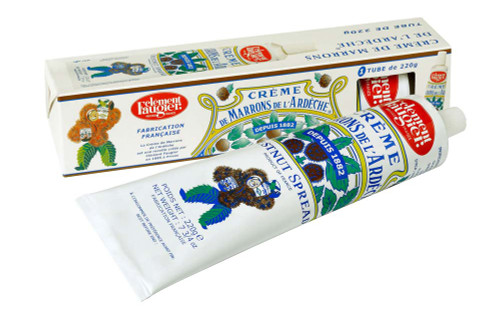 Clement Faugier French Chestnut Spread in a Tube 220g/7.75 oz