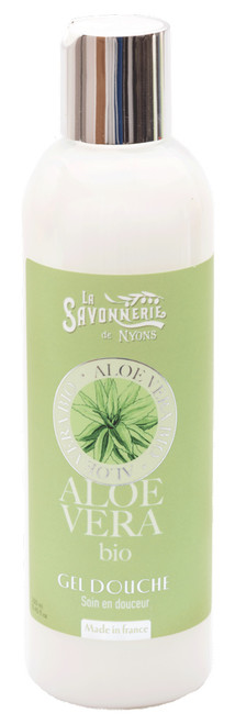 La Savonnerie de Nyons Organic Aloe Vera Shower Gel 250ml/8.45fl oz