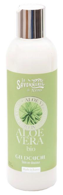 La Savonnerie de Nyons Organic Aloe Vera Shower Gel 250ml/8.45fl oz