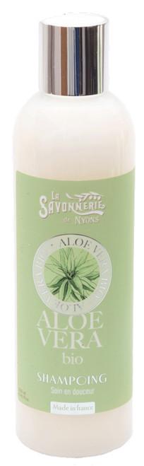 La Savonnerie de Nyons Organic Aloe Vera Shampoo 250ml/8.45fl oz