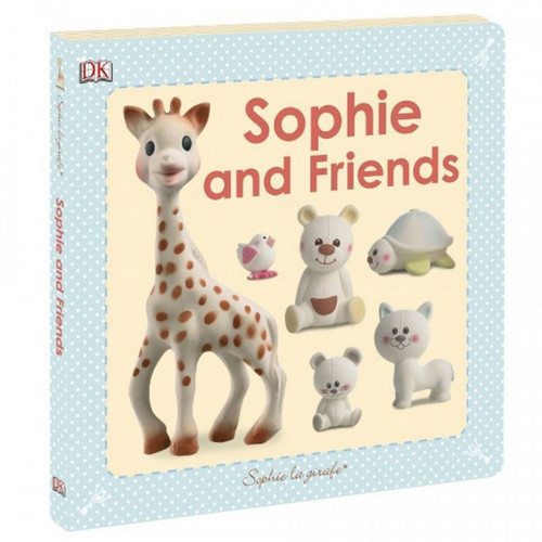 Sophie la Girafe and friends' book