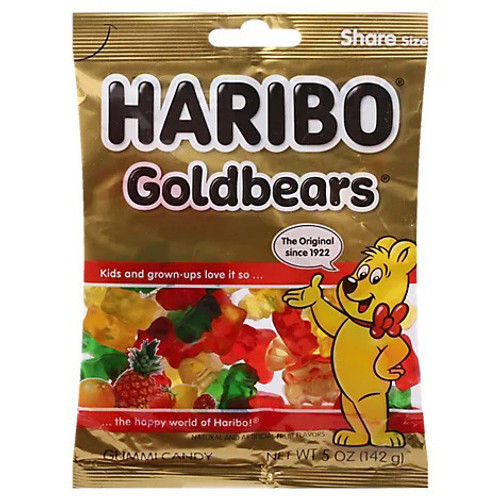 Haribo Goldbears 142g/5oz