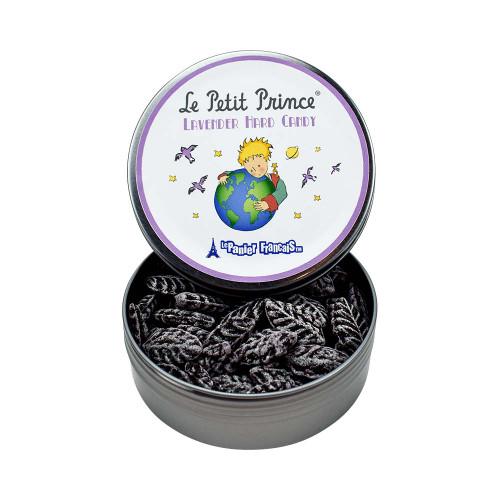 Le Petit Prince by Le Panier Francais Lavender Hard Candy Tin 80g/2.80 oz